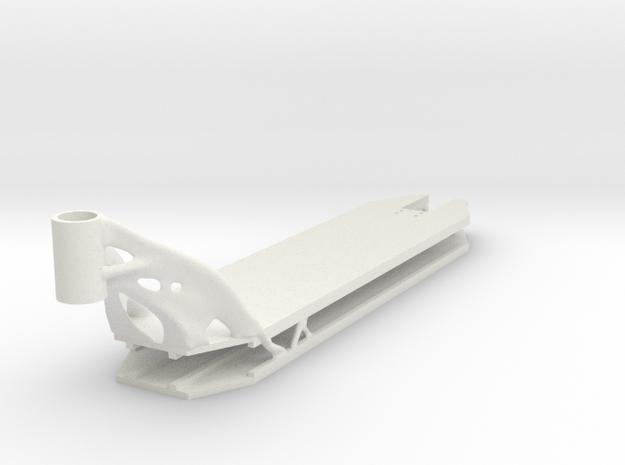 Decks 4 in White Natural Versatile Plastic