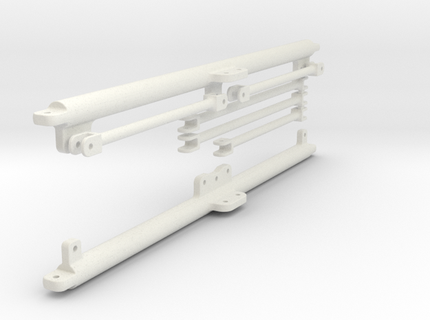 side_frame2_top_section in White Natural Versatile Plastic