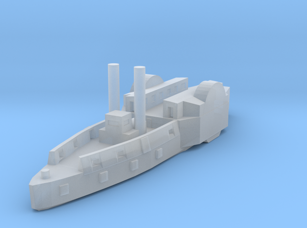 Brown Water Navy Miniatures by MG_Lawson - Shapeways Shops