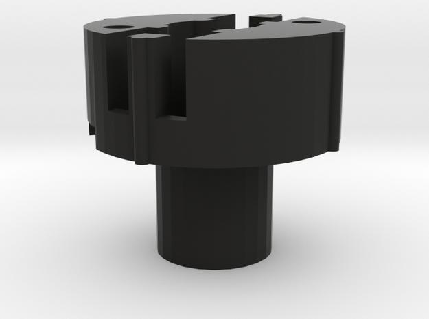 HATSWITCH_BASE_2WAY in Black Natural Versatile Plastic