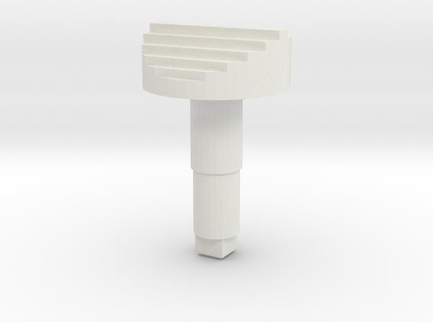 STEM_2WAY_ROCKER_6_SPEEDBRAKE in White Natural Versatile Plastic