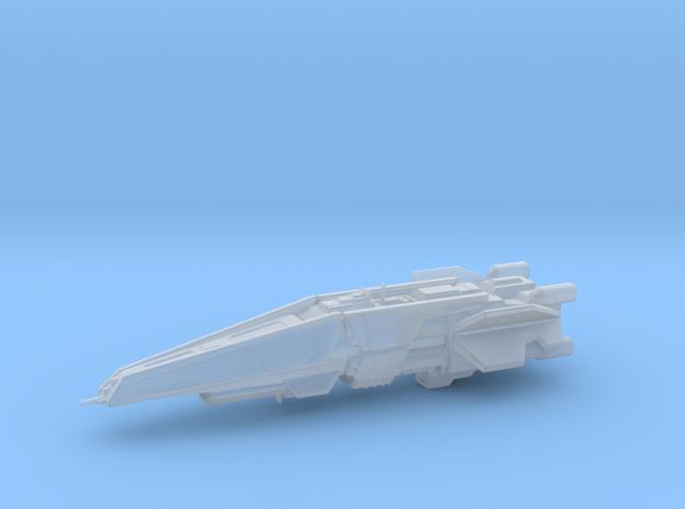 UNSC Halberd destroyer high detail 1:7000