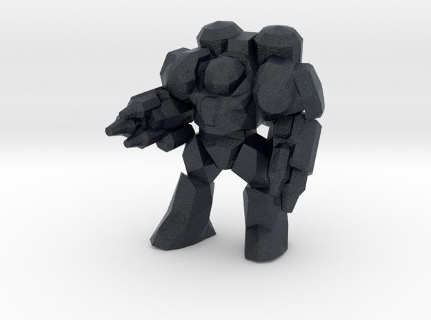 Starcraft 1/60 Terran Firebat Armored Classic Mode in Black Professional Plastic
