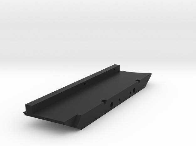 DELTA Blazer Left Side Slider in Black Natural Versatile Plastic