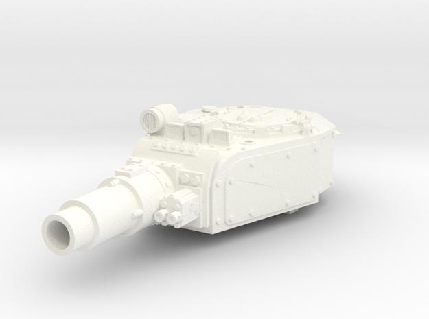 28mm Invader tank turret (for old kit)