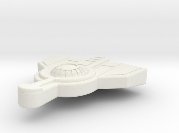 Federation Impulse2 eng 1 1000 scale part