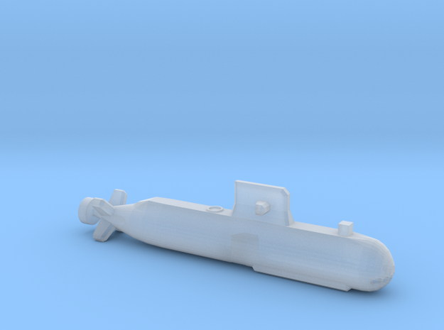 VASTERGOTLAND 2400 in Smooth Fine Detail Plastic