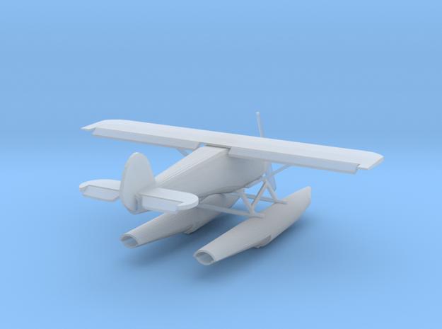 Sea Plane Z scale in Smooth Fine Detail Plastic
