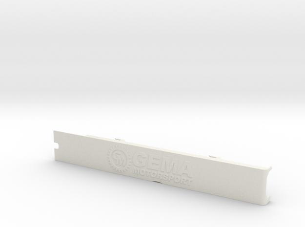 Z20LET Z20LEH Abdeckung Zündleiste in White Natural Versatile Plastic