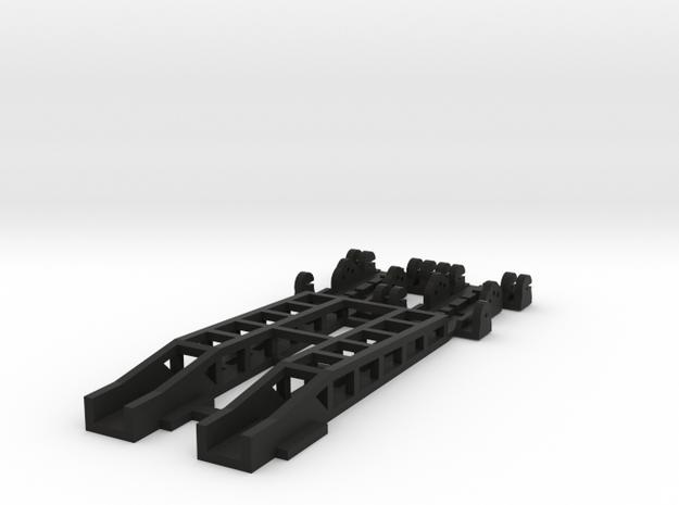 HWP JAG Chassis Extension 2-Pack in Black Natural Versatile Plastic