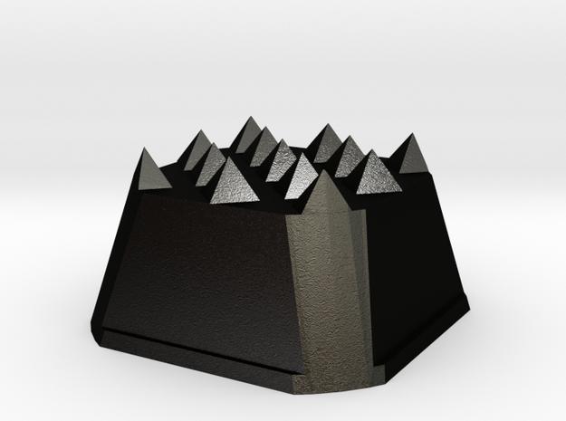 Truffle Shuffle 3 in Matte Black Steel