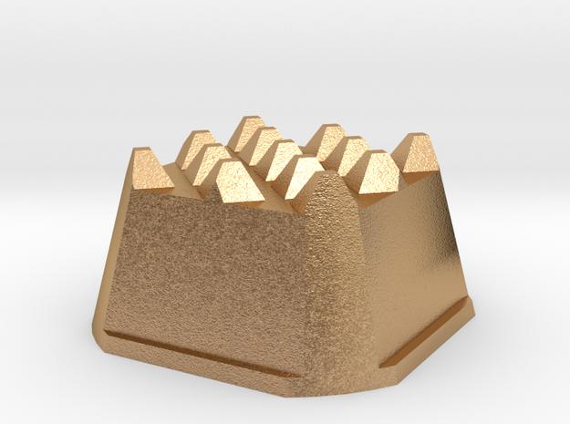 Truffle Shuffle 5a in Natural Bronze