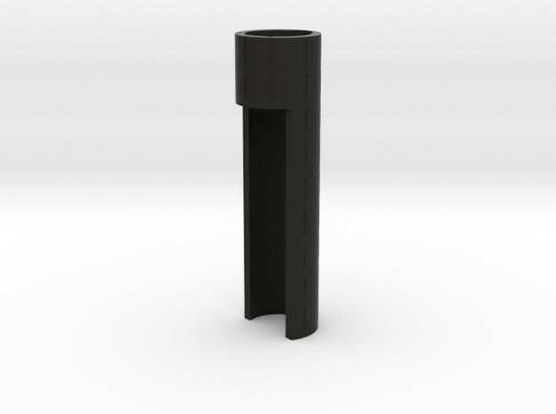 89Sabers Graflex - Battery Holder P4 of 4 in Black Natural Versatile Plastic