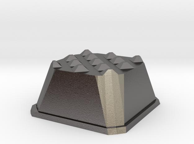 Truffle Shuffle 6 in Polished Nickel Steel