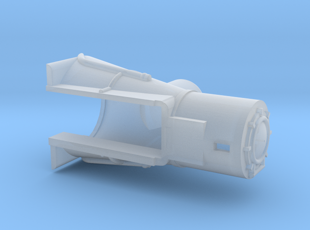 Hon30 Coffee Creek Light Shay Plastic Boiler in Smooth Fine Detail Plastic
