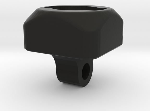 Hope QR Bayonet Head Adaptor in Black Natural Versatile Plastic