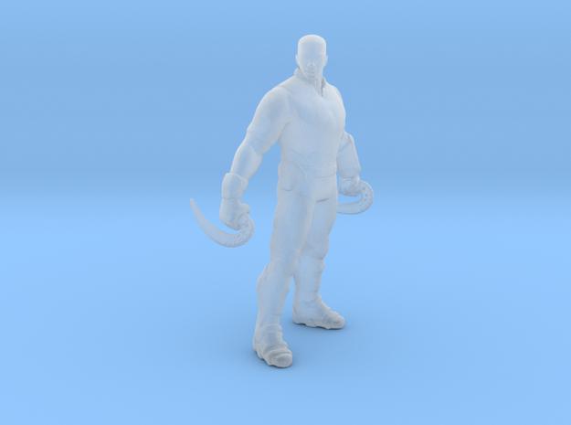Riddick Vin Diesel 1/60 miniature for games - rpg in Smooth Fine Detail Plastic