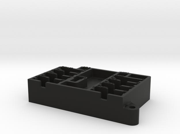 Cadillac 1959 fuse block box  in Black Natural Versatile Plastic