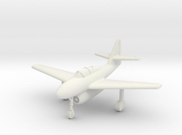 (1:144) Messerschmitt P.1095 w/ Me 262 tail unit in White Natural Versatile Plastic