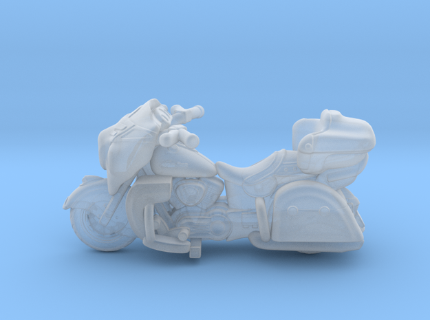 Indian Roadmaster  1:64 S in Smooth Fine Detail Plastic