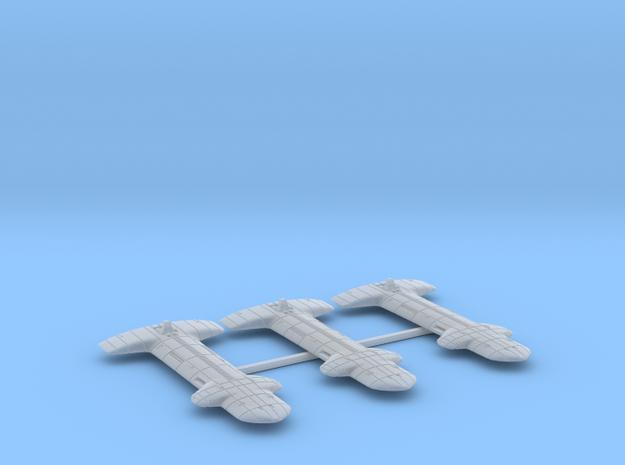 Terran (TFN) Cruiser Datagroup (sprued) in Smooth Fine Detail Plastic