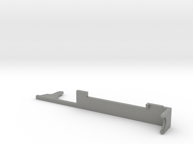 Hexagon PPsH-41 Tappet plate in Gray PA12