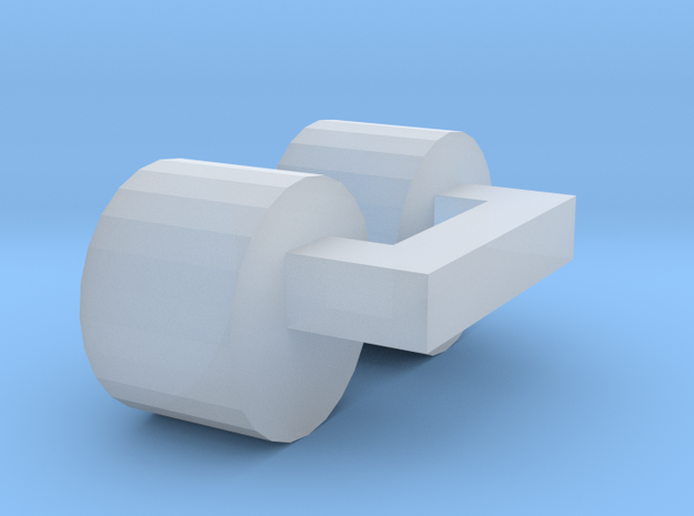 G2 Wiener Strassenbahn Scheinwerfer in Smooth Fine Detail Plastic