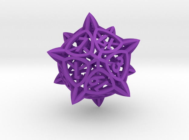 02 product test for import in Purple Processed Versatile Plastic