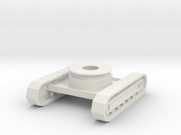 rb-43-rb10-chassis in White Natural Versatile Plastic