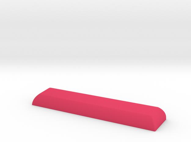 4.25c HuB Spacebar in Pink Processed Versatile Plastic