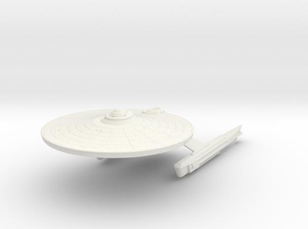1400 Cassini class in White Natural Versatile Plastic