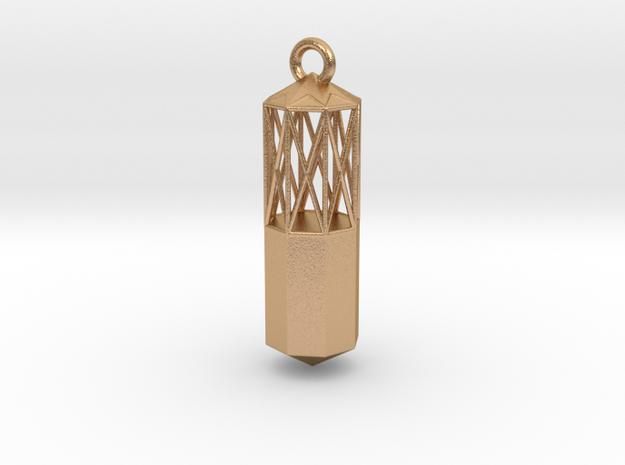 Pendulum (downloadable) in Natural Bronze