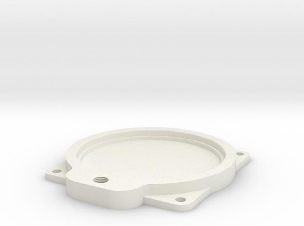 08.04.13.02 Altimeter Body Rev1 in White Natural Versatile Plastic