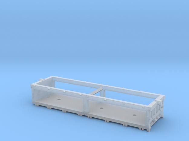 FAU00-004-01-01 Schuttwanne in Smooth Fine Detail Plastic