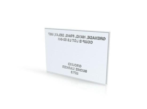 Shapeways Stamp maker_m79 3d printed