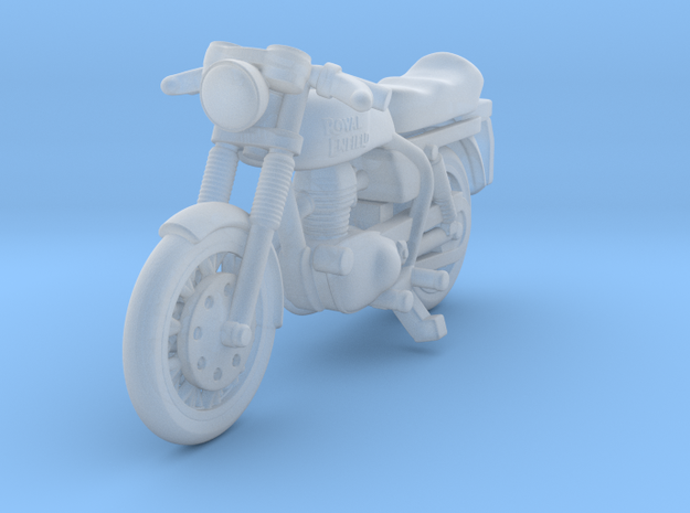 Royal Enfield Continental 1:87 HO in Smooth Fine Detail Plastic