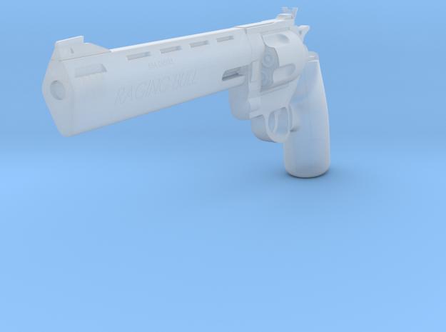 1:3 Miniature Taurus Raging Bull Revolver