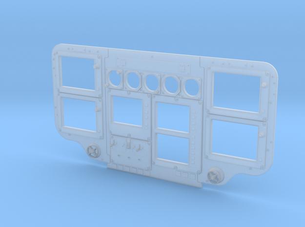 EC 135 Instrument Panel Vario 1/4 in Smooth Fine Detail Plastic