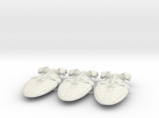 Orion (KON) Monitor Datagroup (sprued) in White Natural Versatile Plastic