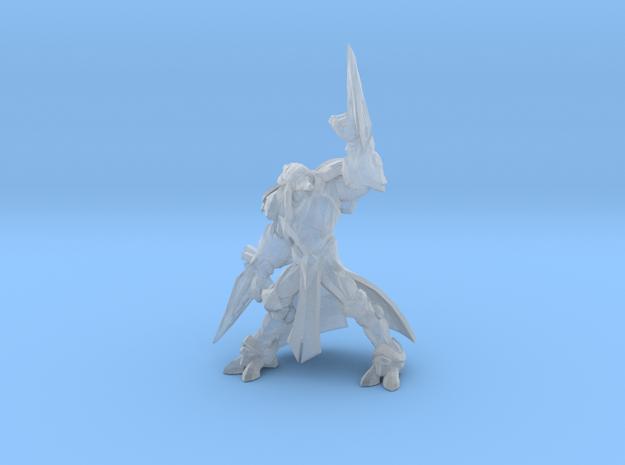 1/60 Protoss Hero Artanis Starcraft miniature in Smooth Fine Detail Plastic