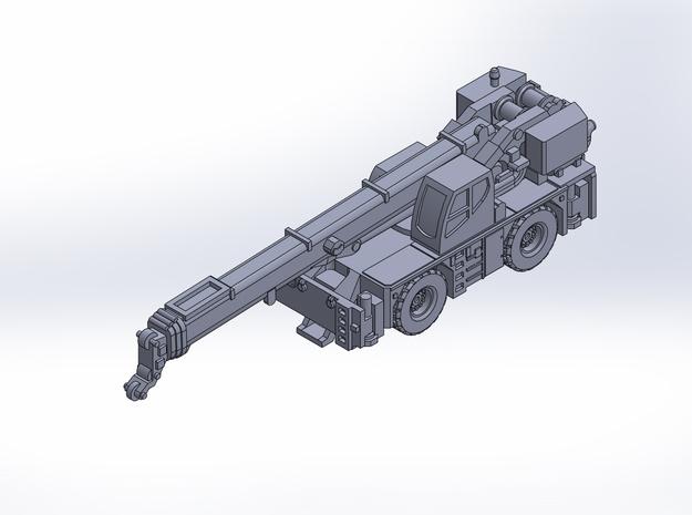 LiebLRT1100-2 offroad crane rev1 in Smoothest Fine Detail Plastic: 6mm
