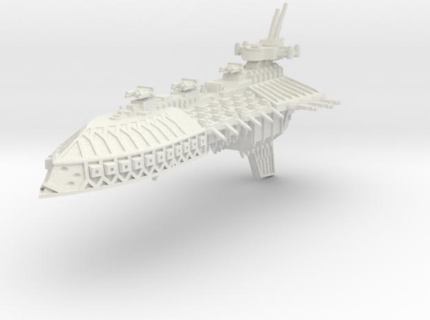 Gran Crucero clase Repulsion B in White Natural Versatile Plastic