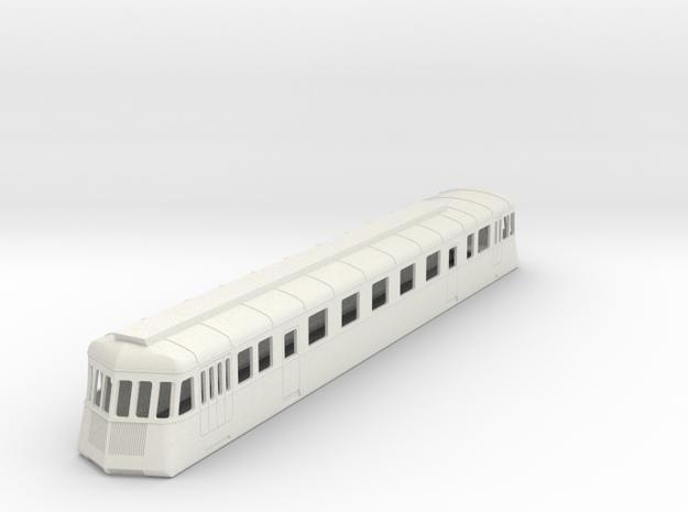 d-64-renault-abh-1-series2-railcar in White Natural Versatile Plastic