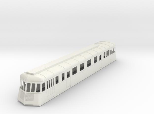 d-32-renault-abh-5-railcar in White Natural Versatile Plastic