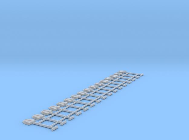 Set of 16 - Shovels  in Smooth Fine Detail Plastic