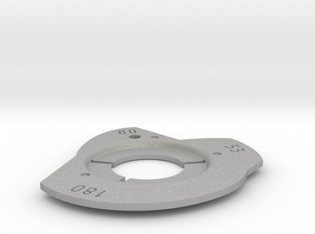 Focus Cam for 53mm-80mm-180mm on Technika 70/23 in Aluminum