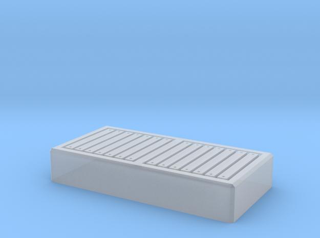 BG00-003-01 Schacht Doppel in Smooth Fine Detail Plastic