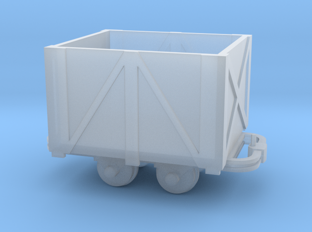 Torflore V1 - TTf 1:120 in Smooth Fine Detail Plastic