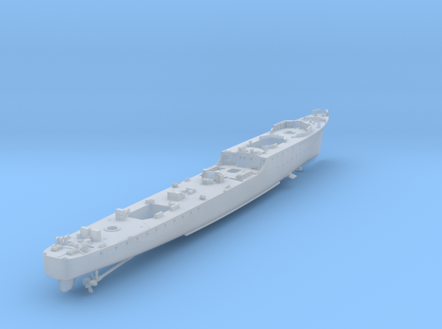 600_Liddesdale_FullHull in Smoothest Fine Detail Plastic