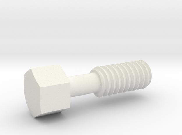 1:1 Apollo RCS Vent Plug in White Natural Versatile Plastic
